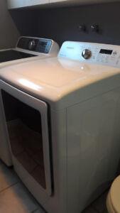 Laveuse et Secheuse Samsung / Washer & Dryer Samsung