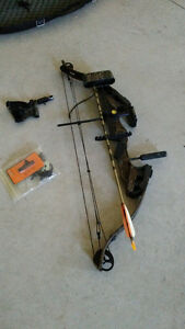 Compound Bow with Accessories Peterborough Peterborough Area image 3