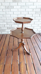 Antique 2 tier table
