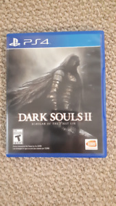 Dark Souls II: Scholar of the First Sin - PS4