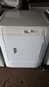 3 electric dryers 100.00 each, and 1 brand new dryer 150.00