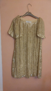 Badgley Mischka, dress (Size M)
