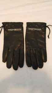 Harley Davidson Ladies leather gloves XL