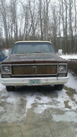 Exceptional original condition - 1978 GMC truck