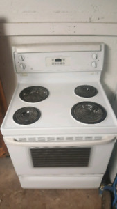 General electric stove!