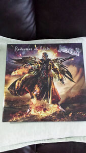 JUDAS REDEEMER OF SOULS DOUBLE GATEFOLD  VINYL ! BRAND NEW !