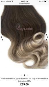 FOXY LOCKS Hair extensions
