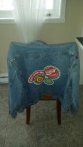 Jacquet de Jeans...(de Coke, authentique)