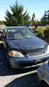 1997 Honda Civic Other