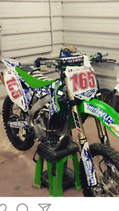 For Sale: 2014 kx450f