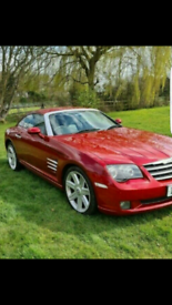 Immaculate chrysler CROSS FIRE 3.2 V6 great summer car px welcome