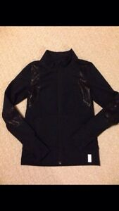 Zella Girl Zip Up size 10/12, like NEW!