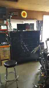 Trade top of the line Tool Chest for a new toy