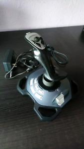 Logitech F3D Joystick