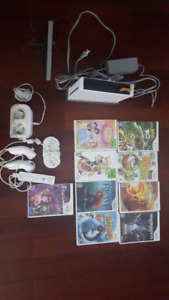 Wii System & Wii Disney Infinity pack