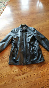 Danier Leather Jacket  - Men's