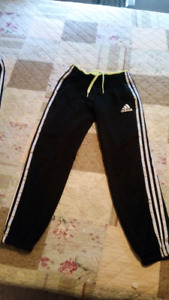 Adidas Youth  soccer track pants