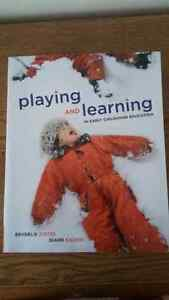 Everyday Encounters and Playing and Learning in early childhood