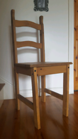 Pine Chair For Sale