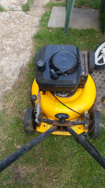 2 stroke briggs and stratton mower | in Ashford, Kent | Gumtree