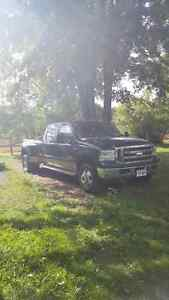 2005 ford dually
