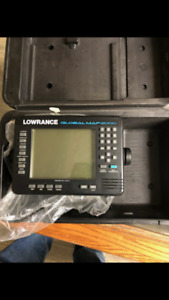 Lowrance Global Map 2000