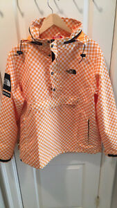 Supreme x North Face SS11 Yellow Checkered Pullover