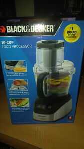 Brand New Black And Decker Food Processor London Ontario image 2