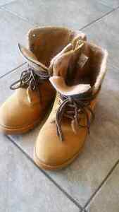 Preschool Boys Work Boots