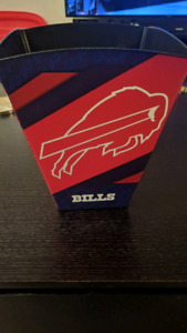 Buffalo Bills Popcorn Container