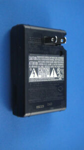 Genuine Original Sony Battery Charger,BC-CSGB