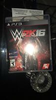 Wwe 2k16 Acheter Le 27 Oct A vendre 60nego