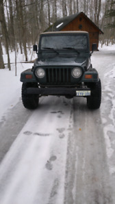 99 Jeep Tj Wrangler