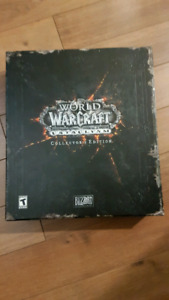 World of warcraft collectors