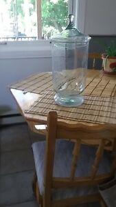 Vase en verre multi-usage