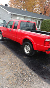 2005 Ford Edge Camionnette