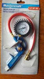 Master craft Tire Inflation Gun.