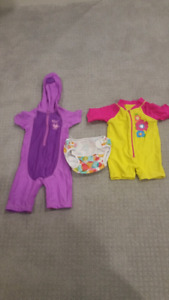 6-12 month swimming gear