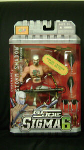 G.I. Joe Sigma 6 - Storm Shadow Crossbow