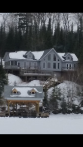 Million $ Cabin Rental ,Kenora, Lake of the woods lakefront