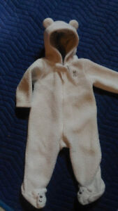 Baby fall/spring winter suit