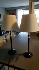 Matching lamp set