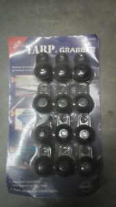 TARP GRABBERS:12 pack