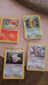 Pokemon cards (30 cards per stack)