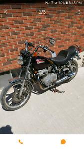 1981 Kawasaki 440 ltd NEED GONE!!!!! no room
