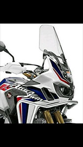 Honda Africa Twin tall windshield!!