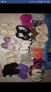 Toddler girls clothes & shoes