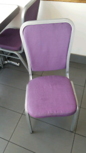 FOR SALE: Restaurant chairs