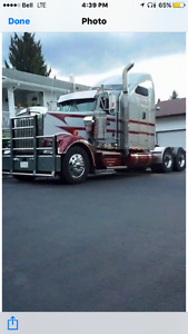 2004 w900L kenworth  for sell
