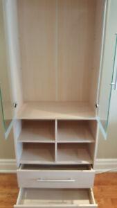 Ikea Birch Vaneer Book Case